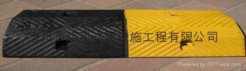 惠州市橡胶减速带 3