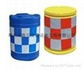 惠州反光防撞桶