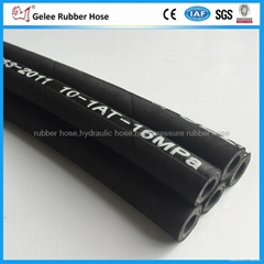 hydrauli rubber hose in competive price