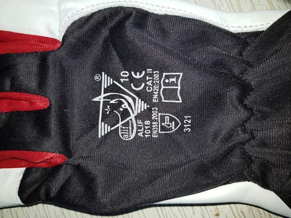 Alif Working Gloves 3