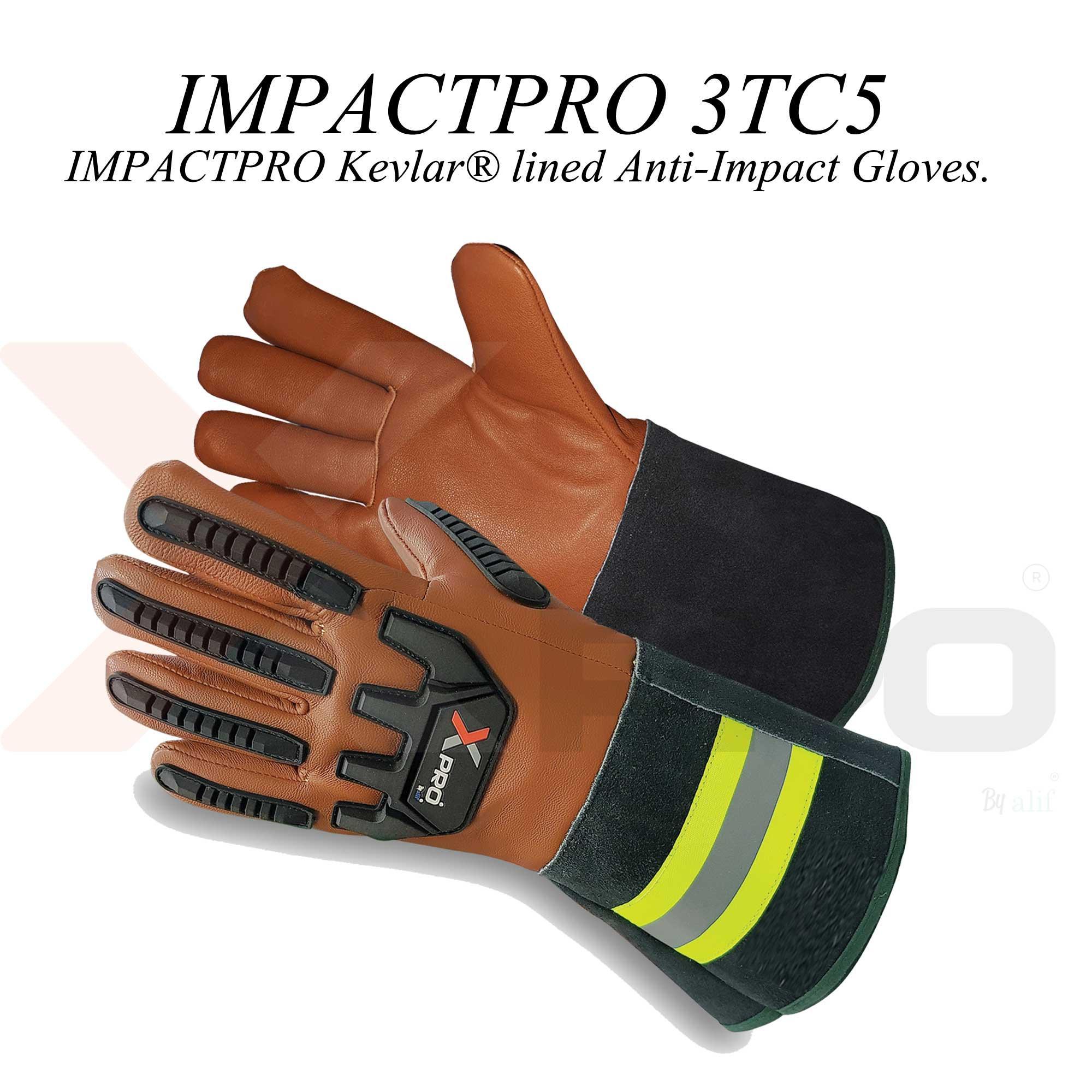 IMPACTPRO Kevlar® lined Anti-Impact Gloves. 1