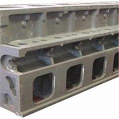 Ductile Cast Iron Diesel Generator Frame