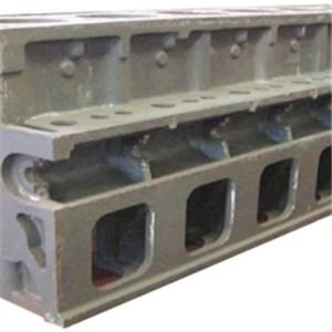 Grey Iron Diesel Generator Frame 1