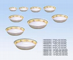 MELAMINE TABLEWARE-SOUP BOWL