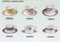 MELAMINE TABLEWARE-COFFEE CUP&SAUCER