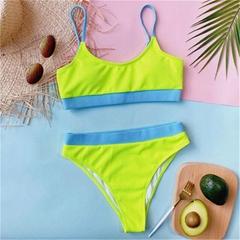 Wholesale and Retail Women Sexy Brazilian Bikini Retro Swimsuit
