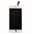 "5.5"" Without Dead Pixel LCD Display Assembly With Frame For iPhone 6 AAA Quality"
