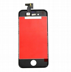 AAA Quality Original Black/White LCD for iPhone 4S touch screen digitizer