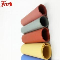 Natural silicon thin rubber sheet
