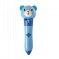 OEM ODM Translation Point Reading Talking Pen For Children Smart Education Toy 2