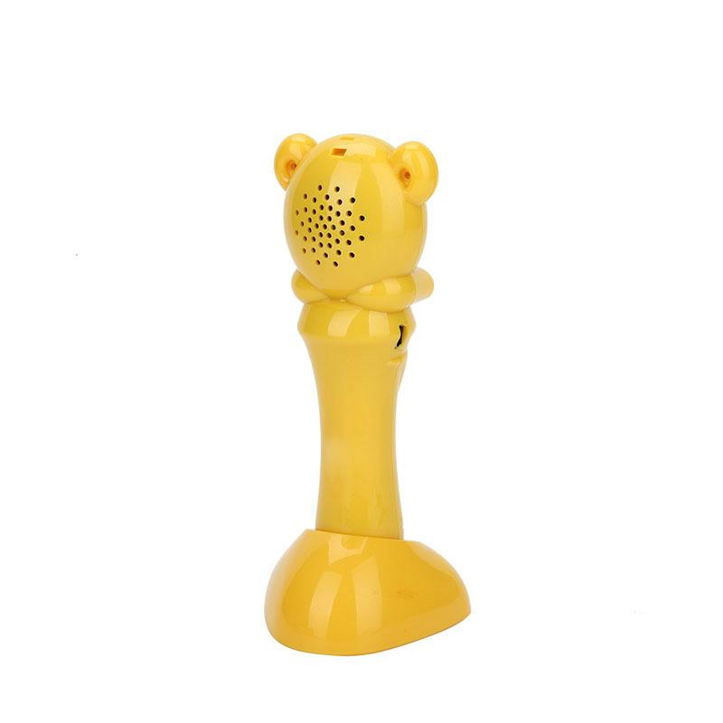 Fashion Cartoon Reading Pen Color Bear Stylish Talking Point Pen For Children 3