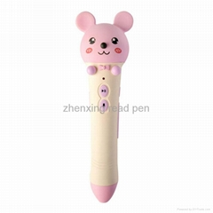 brand new translator pen for children learning pen for kid talking pen factory