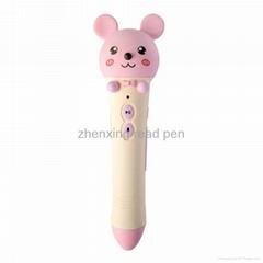 brand new translator pen for children learning pen for kid talking pen factory