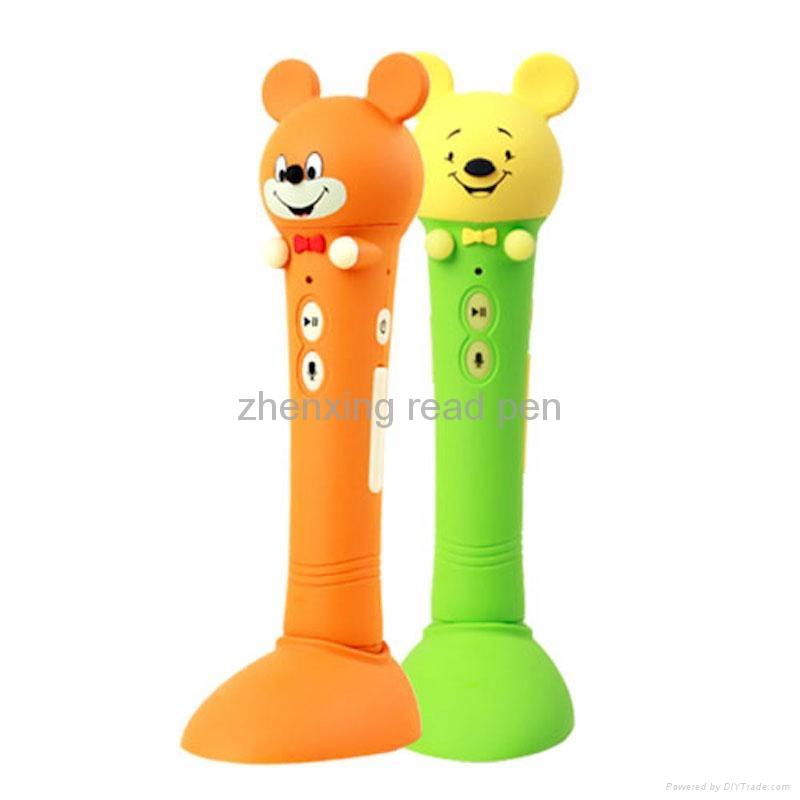 brand new translator pen for children learning pen for kid talking pen factory 2