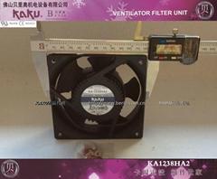KAKU轴流风机KA1238XA2B台湾卡固