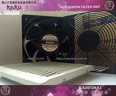KAKU全金属风机_KA2072HA2BMT(L)_IP55