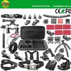 action camera accessories for gopro camera sjcam camera xiaomi yi camera