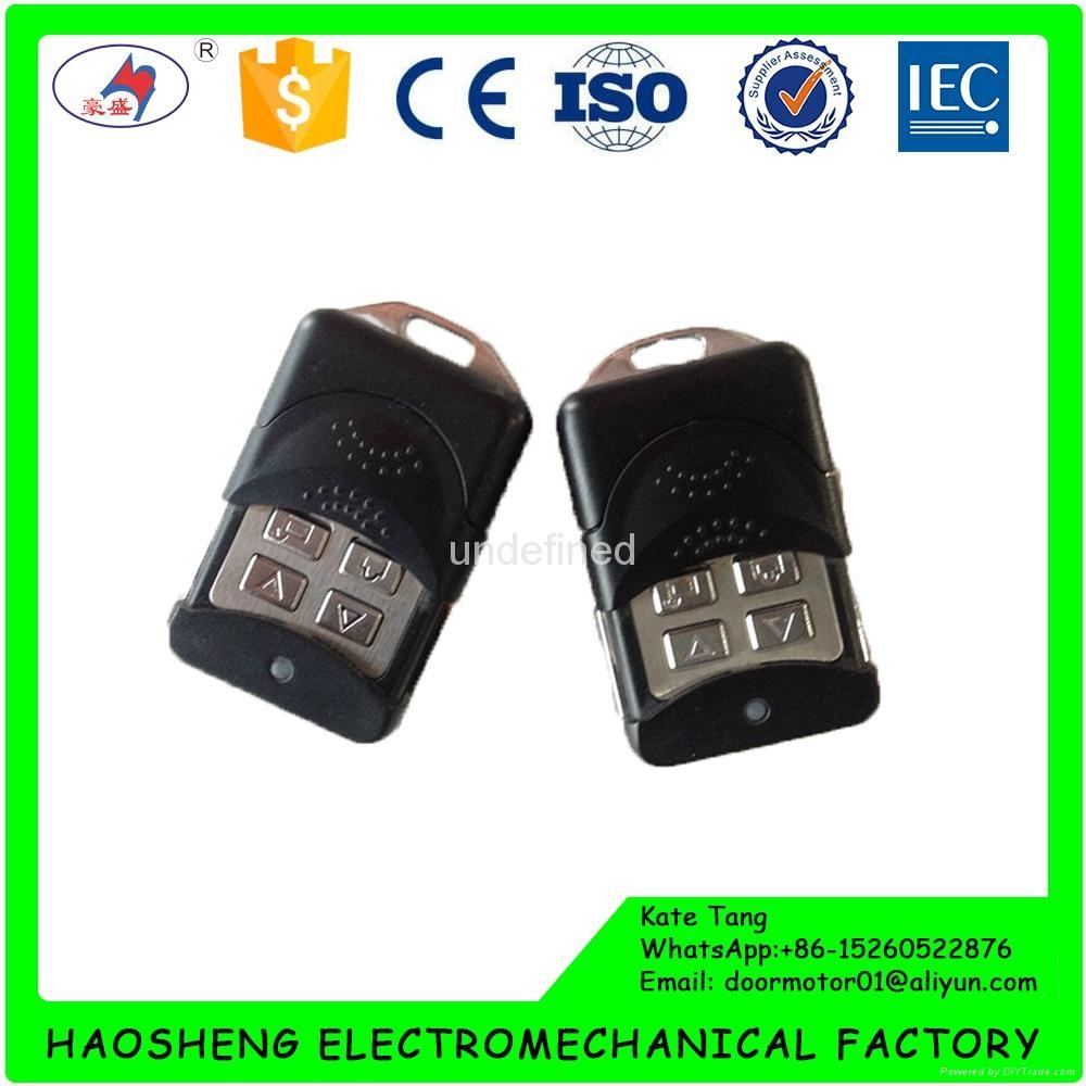 Haosheng AC-300KG rolling shutter door motor 4