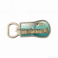 fridge magnet and bottle opener