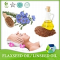 Bulk Cold Pressed Refined Linseed Oil