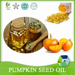 Virgin and Refined Cold Pressed Pumpkin Seed Oil