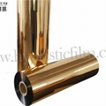 Gold Metalized Polyester PET Thermal