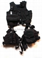 Law Enforcement Quality Tactical Scenario Vest