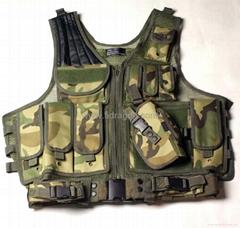 Deluxe tactical vest ST26