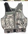 Tactical Vest Desert camo ST26D