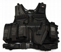 Deluxe Paintball tactical Vest ST33
