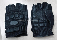 ST98, Half finger leather glove