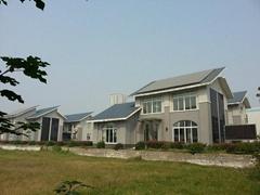 湖北武汉家庭太阳能光伏电站