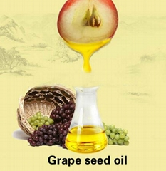100% Natural Refined Grape Seed Oil In Bulk By CO2