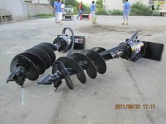 HCN BM02 wheel loader mini attachment drilling auger for sale