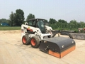 HCN 0202 series road sweeper