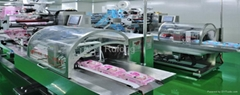 RF-BWL100(80) Baby Wet Wipes Production Line