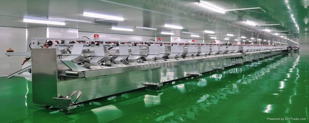 RF-BWL100(80) Baby Wet Wipes Production Line 3