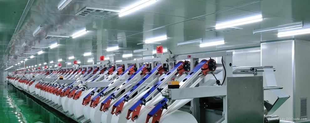RF-BWL100(80) Baby Wet Wipes Production Line 2