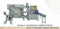 RF-WL-L Automatic Single Tissue (Flat Type) Wet Wipes Machine 2