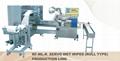 RF-WL-R Servo Wet Wipes (Roll Type) Production Line 3