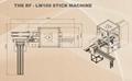 RF-LM100 Lid Stick Machine 3