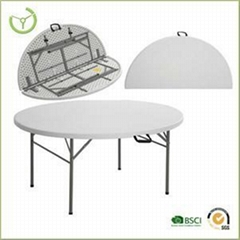 HDPE Round Dining Table