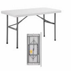 HDPE Rectagular Dining Table