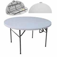 HDPE Square Dining Table