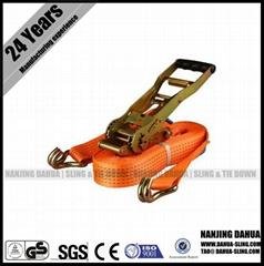 Ratchet Tie Down Factory CE GS TUV Factory