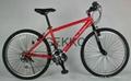 "26"" 18-S Atb Steel Frame MTB Bike JIS"