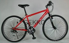 "26"" 18-S Atb Steel Frame MTB Bike JIS Standard, Gekko"