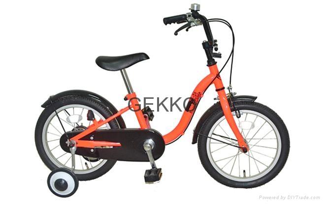 Children Bicycle for Kids JIS Standard Gekko Manufactured 1