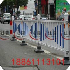 城市道路防眩光护栏