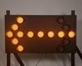 VA Series LED Arrow Board   Portable LED Sign Supplier